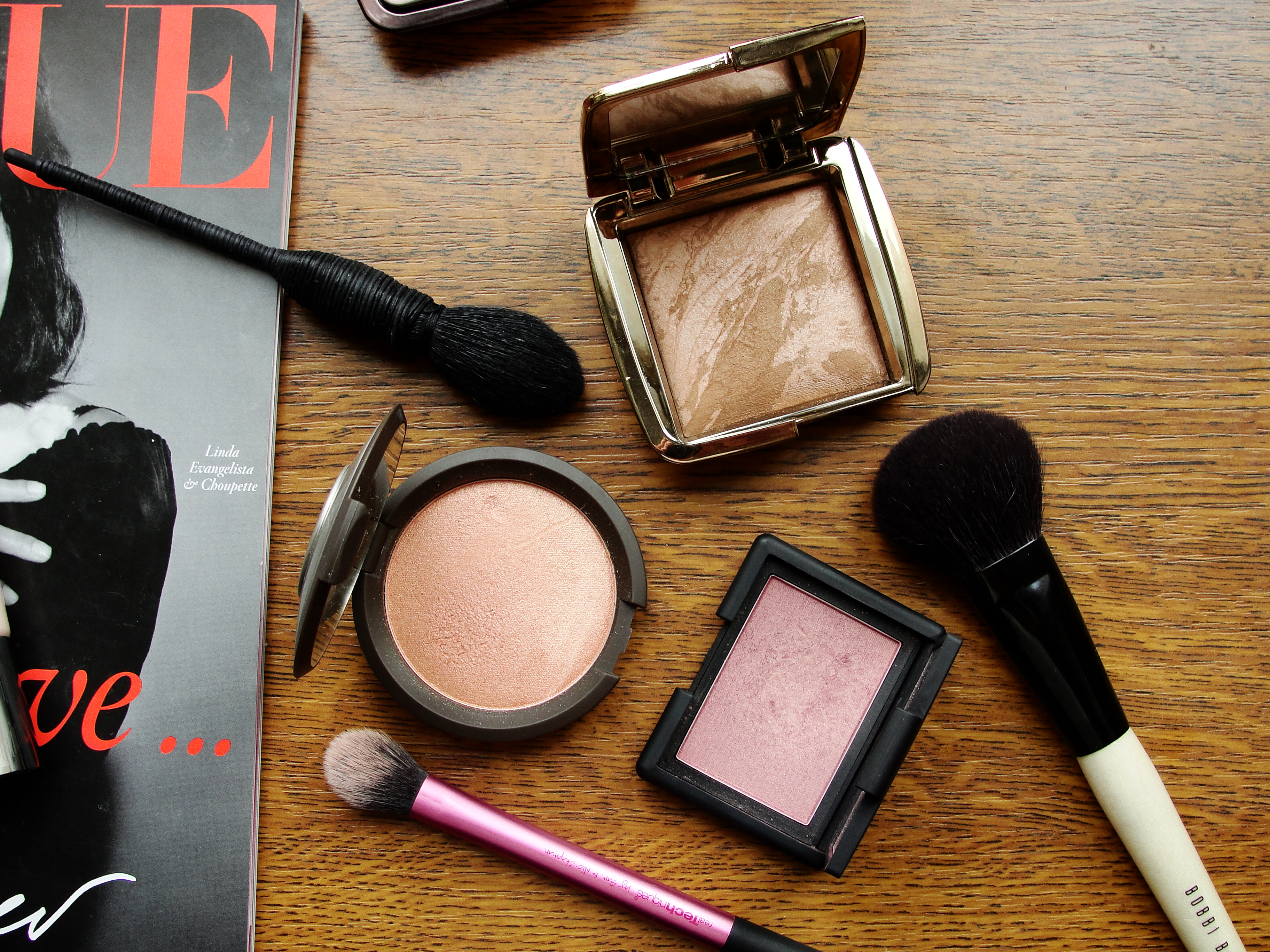 Face Makeup Brushes Must-Haves – Style On Film