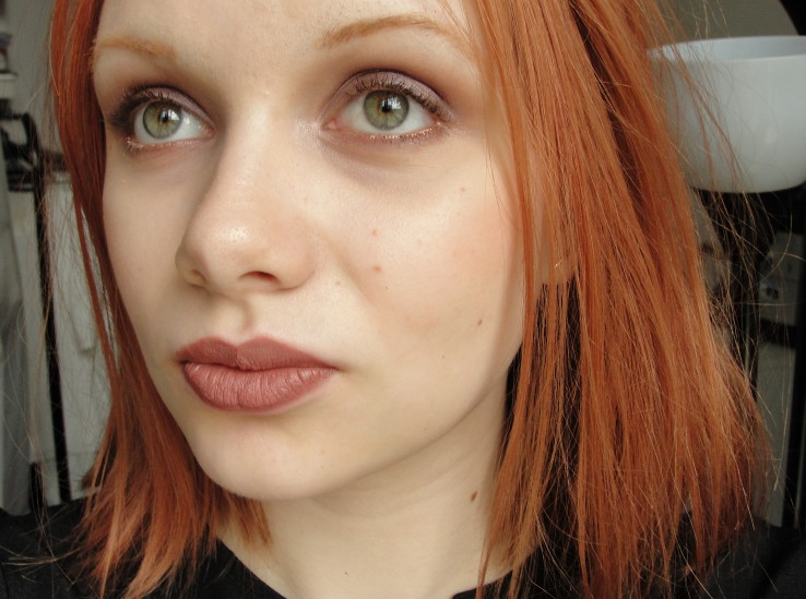 Chanel Raffinement, Nars Dolomites, Charlotte Tilbury Very Victoria, Mac Red Chestnut, Hourglass Mood Exposure