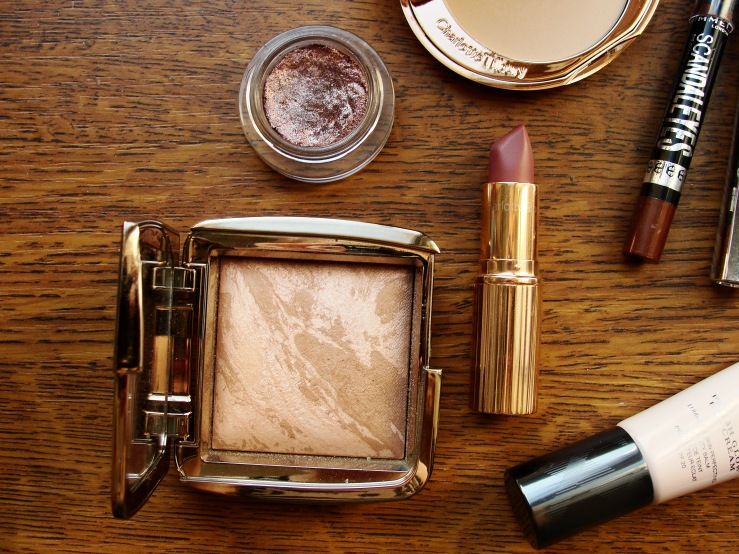 Chanel New Moon, Charlotte Tilbury Very Victoria, Hourglass Luminous Bronze