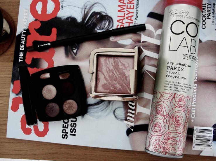 Chanel Raffinement, Hourglass Mood Exposure, Mac Costa Riche