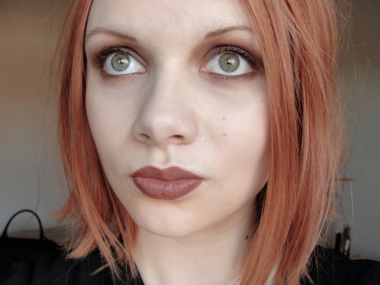Urban Decay 1993, Nars Dolomites, Nars Sin, Chanel Perfection Lumiere Velvet