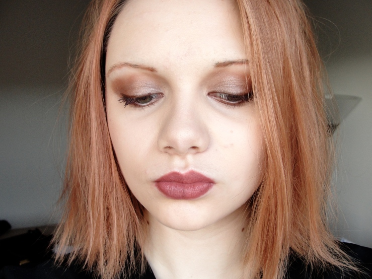 Mac Twig, Chanel Raffinement, Hourglass Mood Exposure, Tom Ford Terra