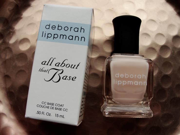 Deborah Lippmann CC Base Coat