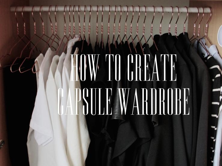 Capsule Wardrobe 101